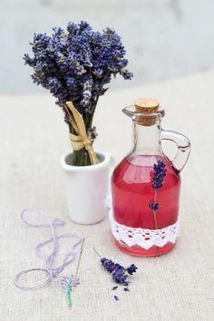Glass Bottles, Glass Vase, Lavender Syrup, Flower Backgrounds, Bouquet, Stock Photos, Flowers, Vintage, Natural