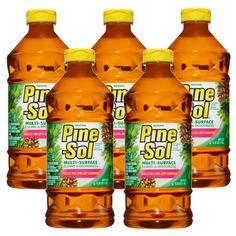 En Target puedes conseguir el Pine-Sol Multi-Purpose Cleaner de 40 oz a $2.94 regularmente. Compra (5) y utiliza (4) cupones manufacturero ...
