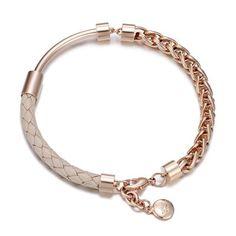 상세 이미지 Couple Jewelry, Girls Jewelry, Jewelry Art, Jewelry Accessories, Jewelry Design, Fashion Jewelry, Leather Cord Bracelets, Diamond Bracelets, Leather Jewelry