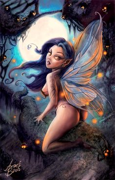 fairies Most sexy beautiful