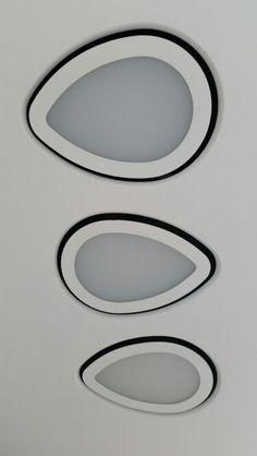 Triple set 3 Air Diffusers, Concept, Mirror, Lighting, Design, Home Decor, Stream Bed, Decoration Home, Room Decor