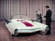 '54 Ford FX-Atmos - CARTOPIA, A TASCHEN BOOK by JIM CHERRY