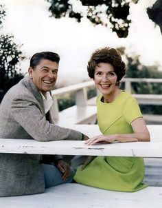 Nancy and Ronald Reagan. Americans of all parties have paid tribute to the former US first lady who died 2016 at the age of remembering her profound influence on her husband's eight years as president in the The First Wives Club, Us First Lady, 40th President, President Ronald Reagan, Nancy Reagan, American Presidents, Us Presidents, American First Ladies, American Women