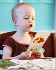 Toddler activities: Use books, pictures, and stickers to learn about animals.
