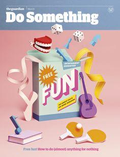 The Guardian – Do Something Magazine - www.chrissiemacdonald.co.uk