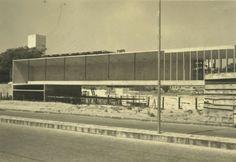 Mausoléu do Presidente Castelo Branco. Sérgio Bernardes. Fortaleza, Ceará, Brasil. 1970.