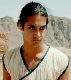 Avan Jogia as King Tut | Petty Guardian