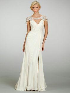 Vintage wedding dress Gatsby
