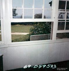 Window Watson Entered | Charles Manson Family and Sharon Tate-Labianca Murders | Cielodrive.com