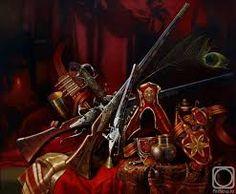 Картинки по запросу Натюрморт с оружием