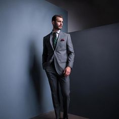 "combatgent - ""  Five styles that'll make you best dressed at your holiday party this year — Summit suits are back. #DressSmarter  http://cmbt.gt/WQcAeP (Shop the link in our bio)  """