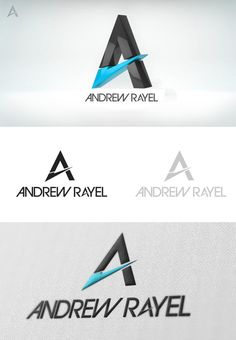 Just made this logo design for the well known Trance DJ Andrew Rayel, They were looking for a sharp logo to use the initial of Andrewss name A and i made a version of it to literally show the concept from a different angle 3d Logo, Logo Branding, Branding Design, Trance Dj, Sharp Logo, Welcome Images, Best Logo Design, Creative Advertising, Cool Logo