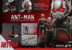 Marvel Comics Ant-Man Sixth-Scale Figure