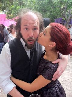 <3 Sikowitz and Cat Valentine <3