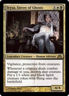 magic the gathering black and white rare cards - Google Search