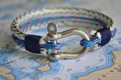 Nautical Jewelry Bracelet Sailing Hardware, Etsy - mens gold jewelry online, mens silver jewelry designers, jewelry mens bracelets