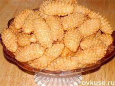 Зейнаб – это очень вкусные сладости из манной крупы. / Простые рецепты
