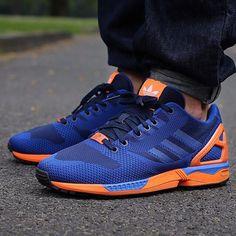 @adidasoriginals #ZXFLUX #KNICKS colorway. Thoughts? #sneakersapp #sneakers #adidas