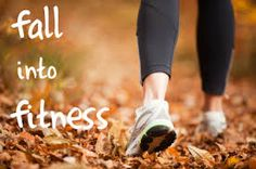 Fall into fitness!