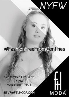 ダウン症モデルのマデリーン・スチュアートがNYファッション・ウィークに出演   Fashionsnap.com