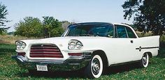 The 1959 Chrysler 300-E hardtop coupe, the fifth edition of the letter-series 300.