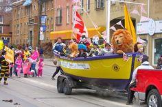 Toronto Beaches Lions Club Easter Parade
