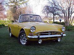 1964 Sunbeam Alpine Series IV. Mint!