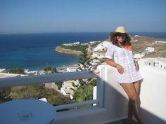 (Mykonos Island, Greece.