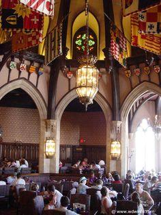 ADR Checklist- Cinderella's Royal Table (pre-opening breakfast!)