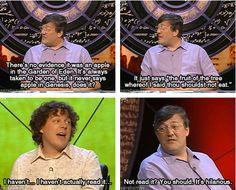 Stephen Fry <3