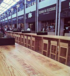 Mercado da Ribeira - tanto por descobrir. Warehouse Project, My Market, Lovely Shop, Food Court, Restaurant Design, Pop Up Stores, Homeland, Hospitality, Places Ive Been