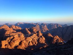 I see how Moses got lost here. Top of Mt. Sinai Egypt [OC] [3264x2448] InZane209 http://ift.tt/2wZdq8S September 28 2017 at 02:44PMon reddit.com/r/ EarthPorn