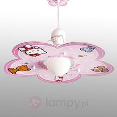 Kwiecista lampa wisząca Hello Kitty 2507091