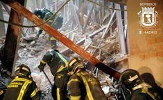 Uno de los obreros sepultado en el derrumbre del edificio en Madrid, es vecino de Parla