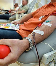 4, 6, 12, 18, 65, 72, 500 Was diese Zahlen mit Ihrer Blutspende zu tun haben