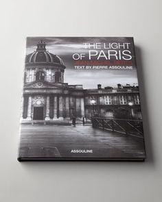 """""""The Light of Paris"""" Book at Neiman Marcus."""