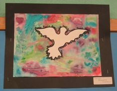 Winter just wouldn't be the same without at least one snowflake art project! Check out this gorgeous salt + watercolor snowflakes project put together by Kathy Barbro over at Art Projects for Kids! Remembrance Day Activities, Remembrance Day Art, Peace Art, Peace Dove, Watercolor Painting Techniques, Watercolor Paintings, Painting Art, Painting For Kids, Art For Kids