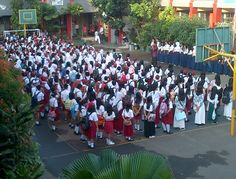 Smp negeri 3 Tangerang Selatan di Tangerang Selatan, Banten