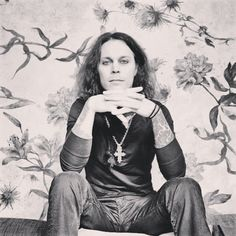 My parents gave me the opportunities to make a lot of decisions of my own and that doesn't happen too often, anywhere in the world. Beautiful Songs, Most Beautiful Man, Ville Valo, Him Band, Cool Bands, Black And White, People, Musicians, Parents