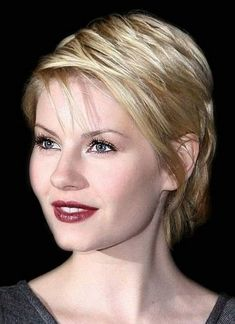 short hairstyles for fine hair over 60  photo gallery of