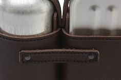 Lunch Boxes For Men, Cool Lunch Boxes, Lunchbox Design, After Hours, Van, Wallet, Totes, Leather, Detail