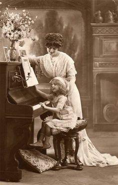 • The piano lesson                                                       …