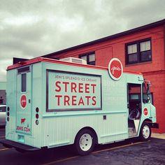 eat local, eat @ food trucks - OHIO.