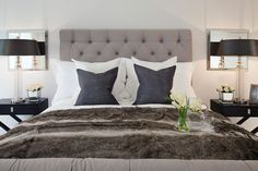 Luxury Bedroom Interiors | JHR Interiors