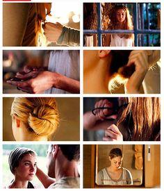 Tris Prior #Divergent VS #Insurgent