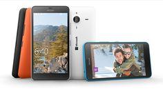 A Microsoft anunciou os novíssimos Lumia 640 e Lumia 640 XL, que chegam com boas especificações e prontos para receberem o Windows 10. Veja detalhes e fotos
