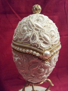 Decorated EGG Hand Decorated – Wedding March | eBay