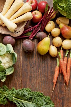 Seasonal fruit and veg in November. For recipes and ideas, see our magazine online.