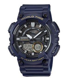 4a0d236540c Relógio Casio Telememo AEQ-110W-2AV Melhores Relogios Masculinos