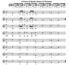 spartito semplici flauto traverso pianoforte